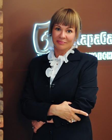 Мария Габрилович