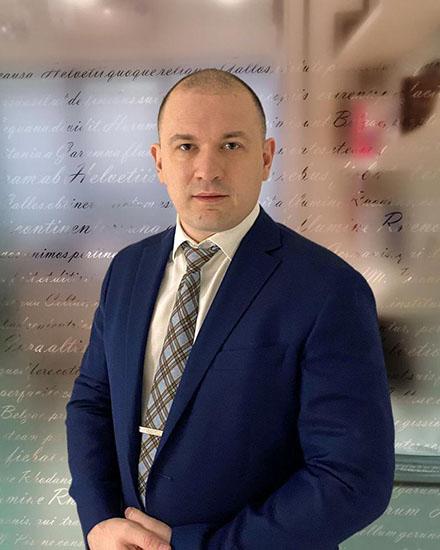 Dmitriy Trubin